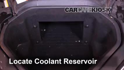 2014 Tesla S Electric Coolant (Antifreeze)