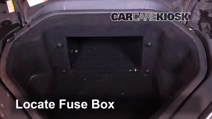 2014 Tesla S Electric Fuse (Engine)
