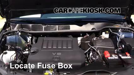 2014 Toyota Venza LE 3.5L V6 Fuse (Engine)