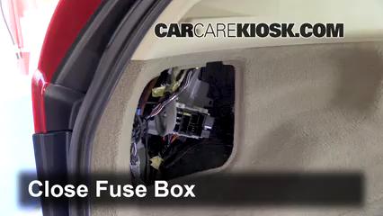 Interior Fuse Box Location: 2010-2017 Volvo XC60 - 2014 Volvo XC60 T6 3.0L  6 Cyl. Turbo | Volvo Xc60 T6 Fuse Box |  | CarCareKiosk