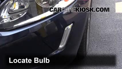 2014 Volvo XC60 T6 3.0L 6 Cyl. Turbo Luces Luz de marcha diurna (reemplazar foco)