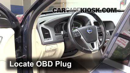 2014 Volvo XC60 T6 3.0L 6 Cyl. Turbo Check Engine Light