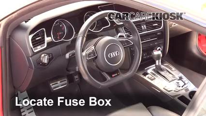 Interior Fuse Box Location: 2013-2015 Audi RS5 - 2015 Audi ... on 2013 dodge 1500 fuse box, 2013 vw cc fuse box, 2013 ford flex fuse box, 2013 bmw 535i fuse box, 2013 toyota prius fuse box, 2013 fiat 500 fuse box, 2013 hyundai genesis fuse box, 2013 dodge caravan fuse box, 2013 ford explorer fuse box, 2013 dodge caliber fuse box, 2013 chevrolet impala ltz fuse box, 2013 honda pilot fuse box, 2013 toyota camry fuse box, 2013 ford fiesta fuse box, 2013 jeep wrangler fuse box, 2013 ford expedition fuse box, 2013 nissan maxima fuse box, 2013 ford f250 fuse box, 2013 honda crv fuse box, 2013 buick lacrosse fuse box,