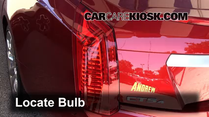 2015 Cadillac CTS 2.0L 4 Cyl. Turbo Luces