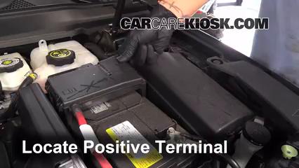 How to Jumpstart a 2014-2019 Chevrolet Impala - 2015