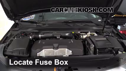 battery replacement: 2014-2016 chevrolet impala - 2015 ... 2014 impala fuse box location 2014 mkz fuse box location