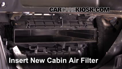 Cabin Filter Replacement Chevrolet Silverado 2500 Hd 2015 2019
