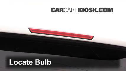 Third Brake Light Bulb Change Chevrolet Suburban (2014-2019