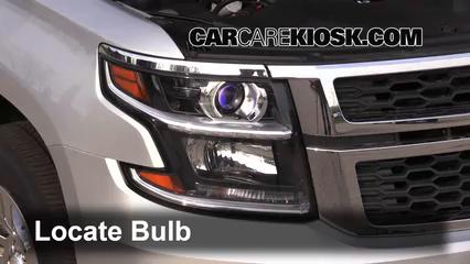 Interior Fuse Box Location: 2014-2019 Chevrolet Suburban