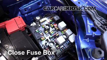2015 Chevrolet Trax LTZ 1.4L 4 Cyl. Turbo%2FFuse Engine Part 2 replace a fuse 2015 2016 chevrolet trax 2015 chevrolet trax ltz chevy trax fuse box at eliteediting.co