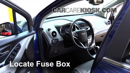 2015 Chevrolet Trax LTZ 1.4L 4 Cyl. Turbo Fuse (Interior)