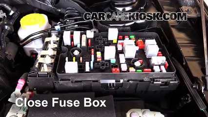 replace a fuse: 2015-2017 chrysler 200 - 2015 chrysler 200 ... 2015 chrysler 200 fuse box diagram