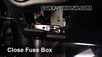 Interior Fuse Box Location 2015 2016 Chrysler 200 2015 Chrysler 200 Limited 2 4l 4 Cyl Sedan