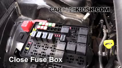 Install 2009 Dodge Charger Fuse Box Location Www