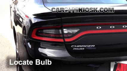 Dodge Charger Tail Lights >> Tail Light Change 2015 2019 Dodge Charger 2015 Dodge Charger Se