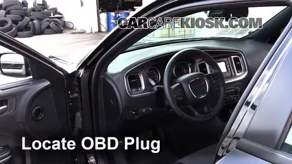 2015 Dodge Charger SE 3.6L V6 FlexFuel Check Engine Light