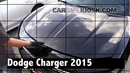 2015 Dodge Charger SE 3.6L V6 FlexFuel Review