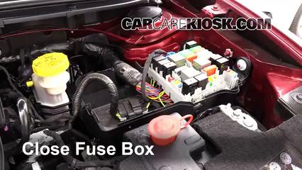 [DIAGRAM_4FR]  Blown Fuse Check 2013-2016 Dodge Dart - 2015 Dodge Dart SXT 2.4L 4 Cyl. | Dodge Dart Fuse Box |  | CarCareKiosk
