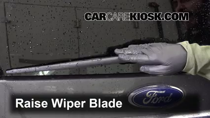 ford escape 2007 wiper blades