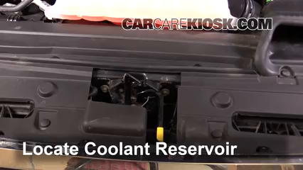 Ford F  L V Turbo Crew Cab Pickup Coolant Antifreeze