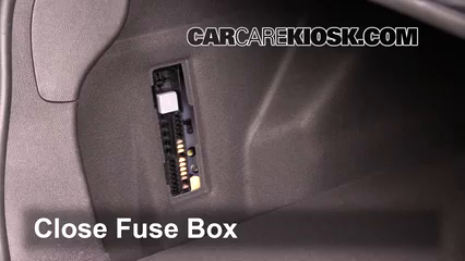 interior fuse box location 2012 2018 ford focus 2015. Black Bedroom Furniture Sets. Home Design Ideas