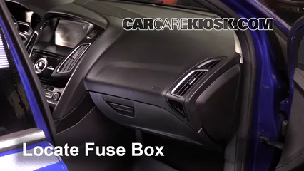 2015 Ford Focus Titanium 2.0L 4 Cyl. FlexFuel Sedan Fuse (Interior)