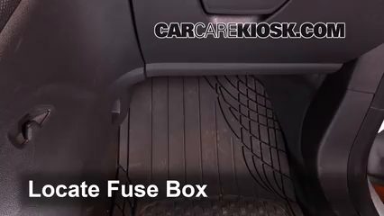 chevrolet fuse box cover  | 426 x 240