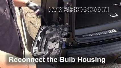 Brake Light Change 2015-2019 GMC Yukon XL - 2015 GMC Yukon