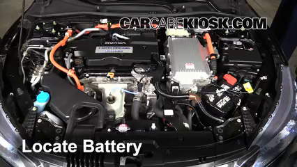 2015 Honda Accord Hybrid Touring 2.0L 4 Cyl. Battery