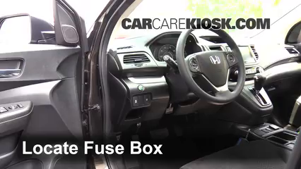 Fuse Interior Part 1 interior fuse box location 2012 2016 honda cr v 2015 honda cr v 2016 honda fit fuse box diagrams at crackthecode.co