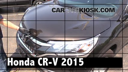 2015 Honda CR-V EX 2.4L 4 Cyl. Review