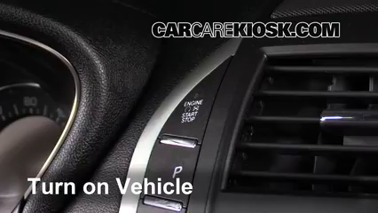 2015 Lincoln MKC 2.0L 4 Cyl. Turbo Bluetooth Par Teléfono