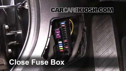 2015 Mazda 6 Sport 2.5L 4 Cyl. Sedan %284 Door%29%2FFuse Interior Part 2 interior fuse box location 2014 2016 mazda 6 2015 mazda 6 sport Mazda 6 Fuse Box Diagram at gsmx.co