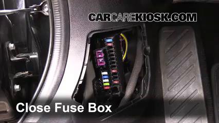 2014-2019 Mazda 6 Interior Fuse Check - 2015 Mazda 6 Sport ...