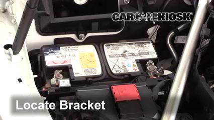 Battery Replacement: 2015-2019 Mercedes-Benz C300 - 2015