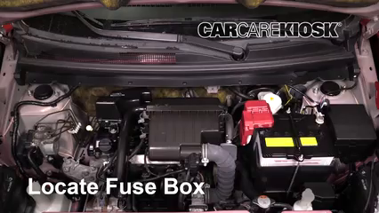 2015 Mitsubishi Mirage ES 1.2L 3 Cyl. Fuse (Engine)