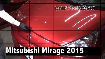 2015 Mitsubishi Mirage ES 1.2L 3 Cyl. Review