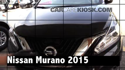 2015 Nissan Murano Platinum 3.5L V6 Review