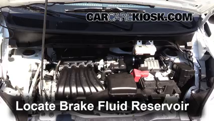 2015 Nissan NV200 SV 2.0L 4 Cyl. Brake Fluid