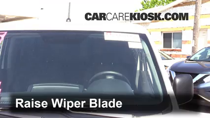2015 Nissan NV200 SV 2.0L 4 Cyl. Windshield Wiper Blade (Front)