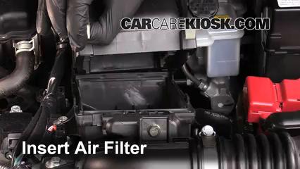 Air Filter How-To: 2014-2017 Nissan Versa Note - 2015 Nissan Versa