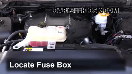 [FPWZ_2684]  Interior Fuse Box Location: 2011-2018 Ram 1500 - 2015 Ram 1500 Laramie  Longhorn 3.0L V6 Turbo Diesel | 2016 Dodge Ram 1500 Longhorn Laramie Fuse Box |  | CarCareKiosk