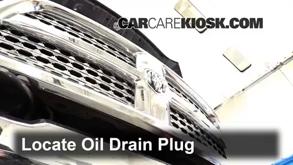 2016 ram diesel oil type