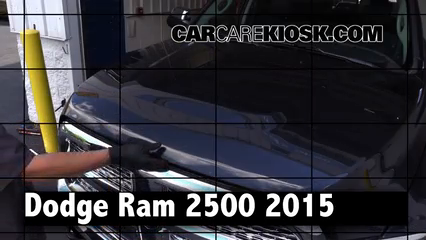 2015 Ram 2500 Laramie 6.7L 6 Cyl. Turbo Diesel Crew Cab Pickup (4 Door) Review