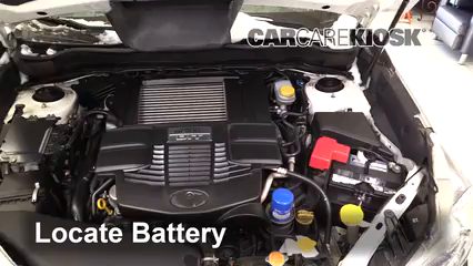 2015 Subaru Forester 2.0XT Touring 2.0L 4 Cyl. Turbo Battery