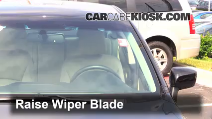 2015 Subaru Legacy 2.5i Premium 2.5L 4 Cyl. Windshield Wiper Blade (Front) Replace Wiper Blades