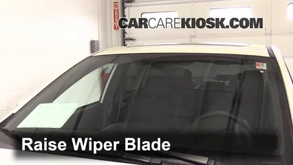2015 Subaru WRX Limited 2.0L 4 Cyl. Turbo Windshield Wiper Blade (Front)