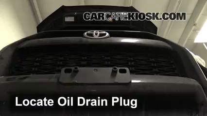 2011 toyota 4runner oil capacity