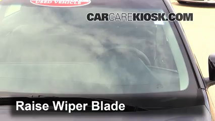 2015 Toyota Avalon XLE 3.5L V6 Windshield Wiper Blade (Front) Replace Wiper Blades