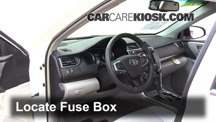 2015 Toyota Camry XLE 2.5L 4 Cyl. Fuse (Interior)